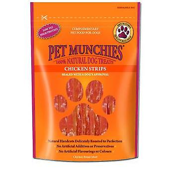 Pet Munchies Chicken Strips (Dogs , Treats , Eco Products)