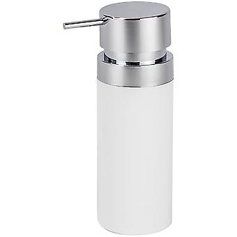Wenko Soap Dispenser Inca, white (Bathroom accessories , Soap dish and dispensers)