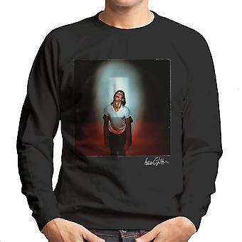 Iggy Pop Soldat Album Sleeve Herren Sweatshirt