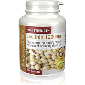 Lecithin-1200mg