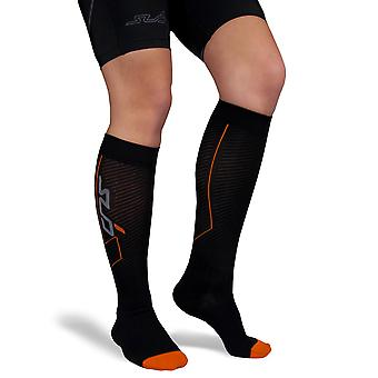 Sub Sports Compression Socks Running Calf Support Knee High Long Mens Ladies