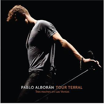 Pablo Alboran - Tour Terral (Tres Dias En Las Ventas)(CD [CD] USA import