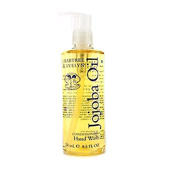 Crabtree & Evelyn Jojoba Oil Conditioning Hand Wash 250ml/8.5oz
