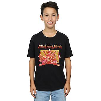 Black Sabbath Boys Sabbath Bloody Sabbath T-Shirt