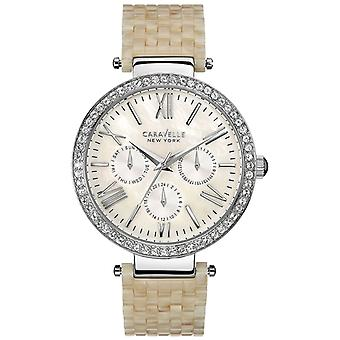 Caravelle New York Ladies' Glitz Watch 43N102