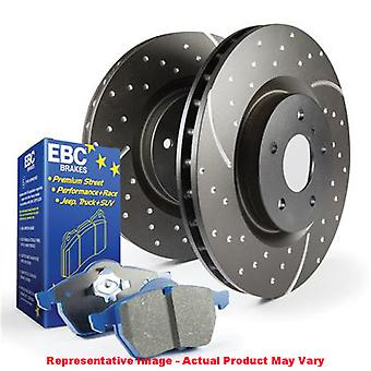 EBC Brake Kit - S6 Bluestuff and GD Rotors S6KF1092 Fits:SUBARU  2005 - 2011 IM