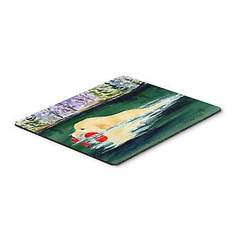 Carolines Treasures  SS8935MP Golden Retriever Mouse pad, hot pad, or trivet