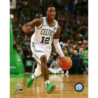 Terry Rozier 2017-18 Action Photo Print