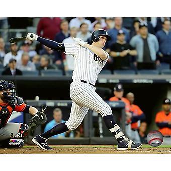 Greg ptak gra 5 2017 American League Championship Series Photo Print
