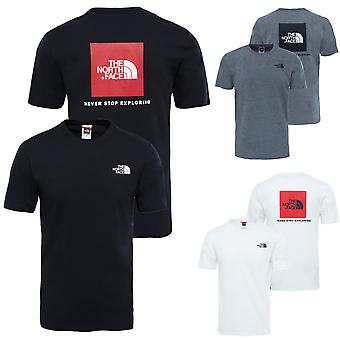 The north face S/s T-Shirt red box