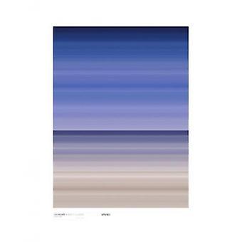 Colorscape #3 Illusions Poster Print by Tobias Gallo (16 x 16)