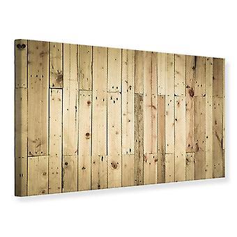 Canvas Print Wood Panel