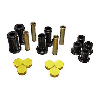 Energy Suspension 5.3137G Front Control Arm Bushing Set for R1500 2WD