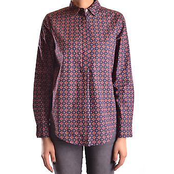 Peuterey women MCBI235115O multicolour cotton shirt