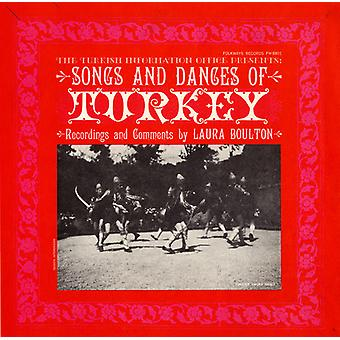 Songs & Dances of Turkey - Songs & Dances of Turkey [CD] USA import