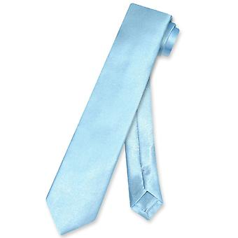 Biagio BOY'S NeckTie Solid Youth Neck Tie