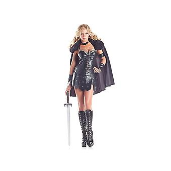 Be Wicked BW1395 6-Piece Deluxe Warrior Princess
