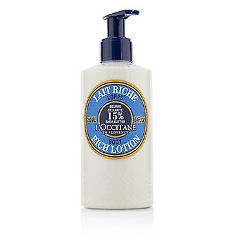 Riche en beurre de karité l'Occitane Body Lotion 250ml/8,4 oz