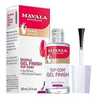 Mavala Top Coat finished gel (Make-up , Nails , Nail polish)