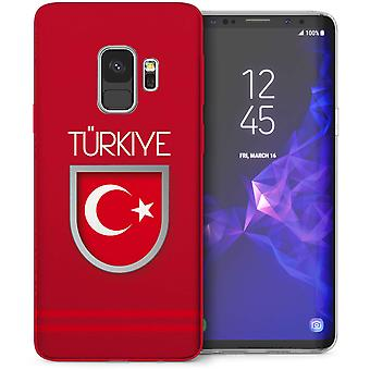 Samsung Galaxy S9 Türkei World Cup TPU Gel Fall