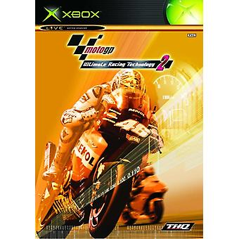 Moto GP Ultimate Racing Technology 2 (Xbox)