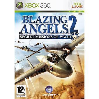 Blazing Angels 2 Secret Missions (Xbox 360)
