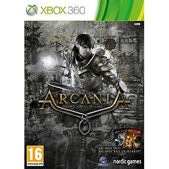 Arcania The Complete Tale (Xbox 360)
