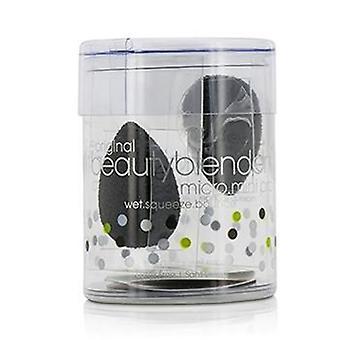 Beautyblender BeautyBlender Micro Mini Set (2x Mini BeautyBlender) - Pro (Black) - 2pcs