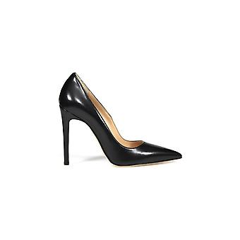 PINKO SPRINGFIELD BLACK PUMPS