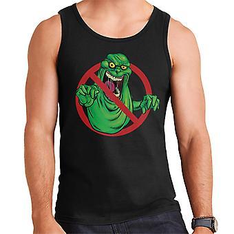 Ghostbusters No Slimer Zone Men's Vest