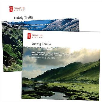 L. Thuille - Ludwig Thuille: Piano Quintets; Sextet; Trio [CD] USA import