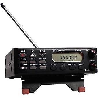 Wireless desktop scanner Albrecht 27055 AE355M