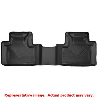 Husky Liners 53661 Black X-act Contour 2nd Seat Floor L FITS:DODGE 2011 - 2014