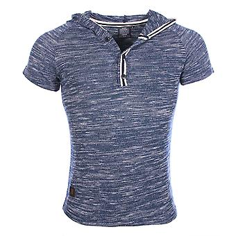 Short sleeve t-shirt Navy Blue 4291 Carisma Man