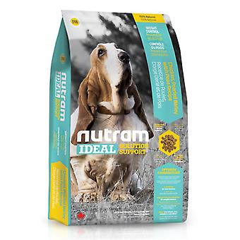 Nutram I18 peso controllo naturale cane 2,72 KG