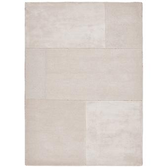 Tate Tonal Textures Rugs In Ivory