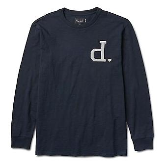 Diamond Supply Co Un Polo Football Top Navy