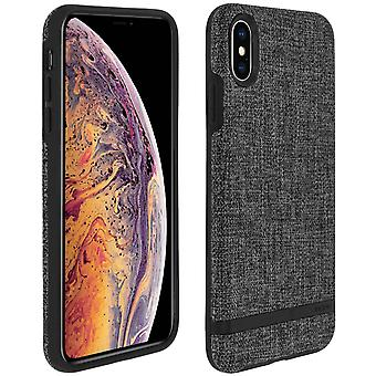 Incipio Carnaby Esquire series case & bumper for Apple iPhone XS Max - Grey