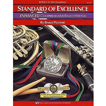 Verbeterde standaard van uitmuntendheid altsaxofoon BK1