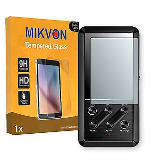 FiiO X3 Screen Protector - Mikvon flexible Tempered Glass 9H (Retail Package with accessories)