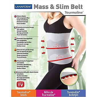 Lanaform Mass & Slim Belt Afslankgordel M