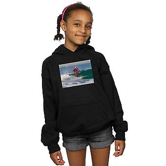 DC Comics Girls Batman TV Series Joker Surfing Hoodie