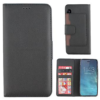Colorfone iPhone X wallet pouch (BLACK)