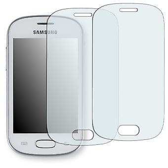 Samsung S6790N Galaxy fame Lite screen protector - Golebo crystal clear protection film