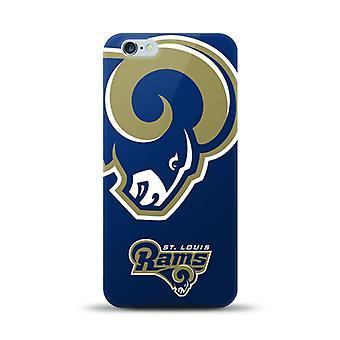 Mizco deportes NFL sobredimensionado Snapback de TPU para Apple iPhone 6 Plus / 6S más ()