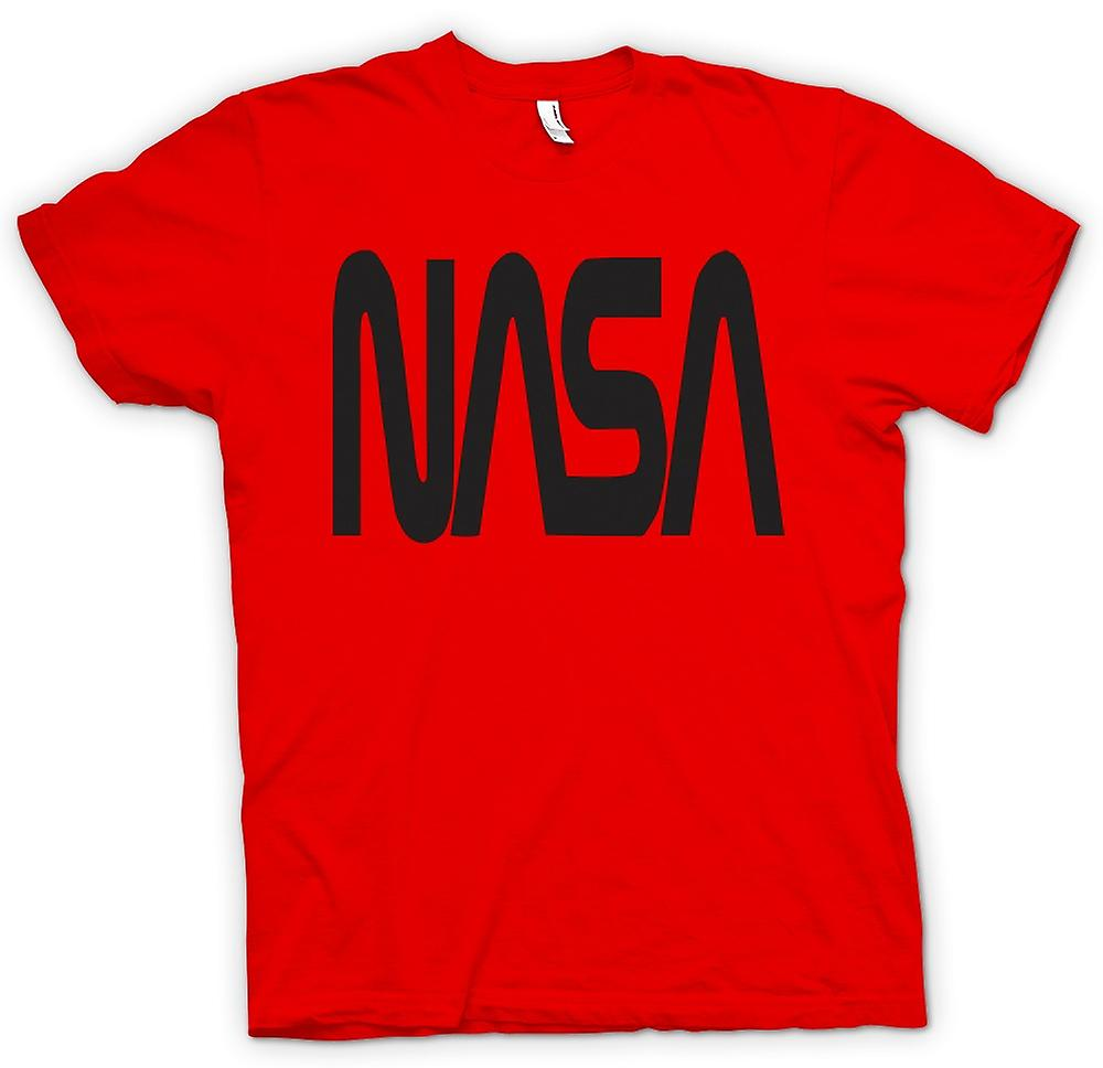 Mens T-shirt - NASA - Logo Space
