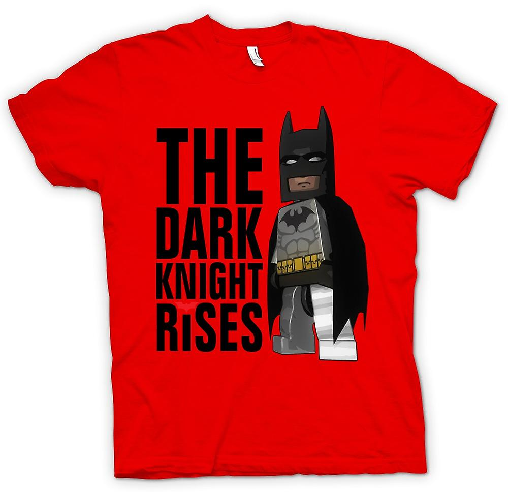 Herren T-Shirt - Batman Lego Super Hero - Dark Knight Rises
