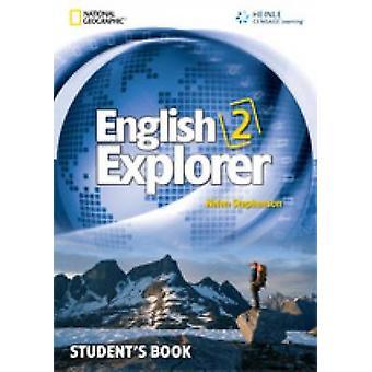 L'explorateur anglais 2 - découvrir - apprendre - développer (édition internationale)
