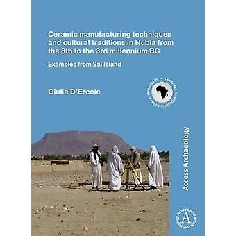 Céramique de fabrication des techniques et des traditions culturelles en Nubie bof