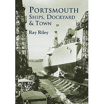 Portsmouth: Barcos, astillero y ciudad